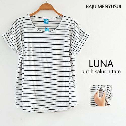Foto Produk MAMIGAYA Nursing Wear - Luna   Baju Menyusui   Baju ASI dari ANINDHITA Clodishop