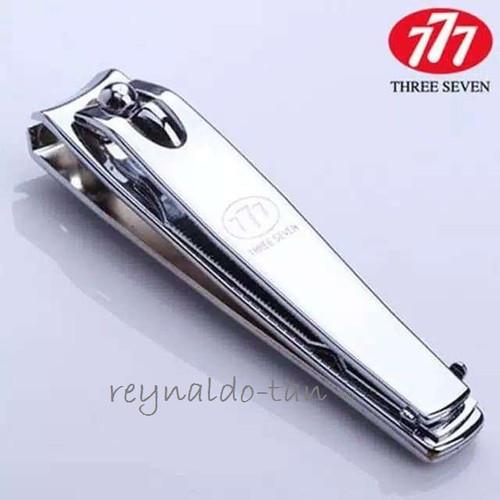 Foto Produk 12 Pcs Gunting Kuku Korea 777 Uk Sedang Tanggung Stainless Silver dari reynaldo-tan