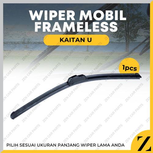 Foto Produk Wiper Blade Mobil Frameless 14inch - 26inch - 21 dari Zen Car Parts