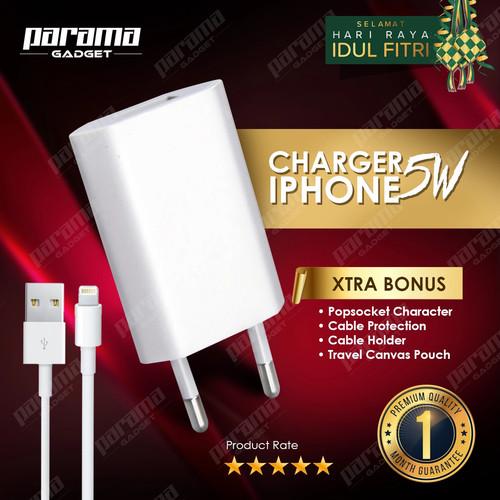 Foto Produk ORIGINAL Charger IPHONE - ORI 200% dari Parama Perdana