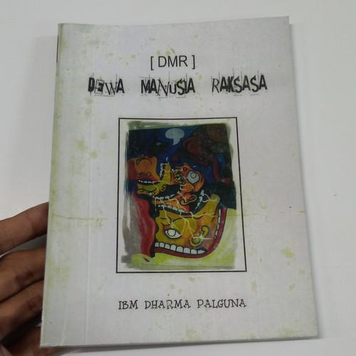 Foto Produk Buku Dewa Manusia Raksasa IBM Dharma Palguna dari Hare Krishna
