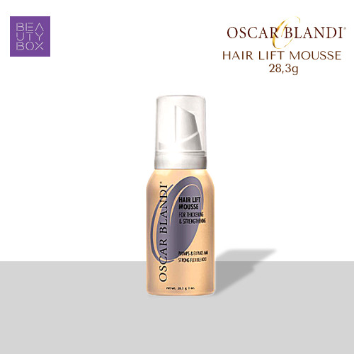Foto Produk OSCAR BLANDI Hair Lift Thickening and Strengthening Mousse TRAVEL SIZE dari Beauty Box Official