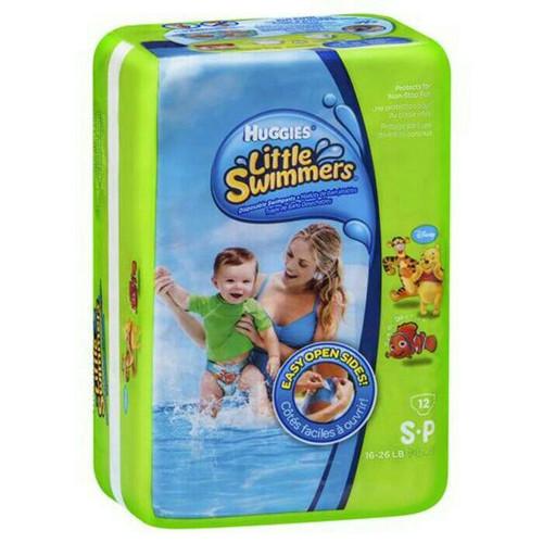 Foto Produk Popok Renan Huggies Little Swimmer Size Small Swim Diaper (7-12 kg) dari Baby Ananta