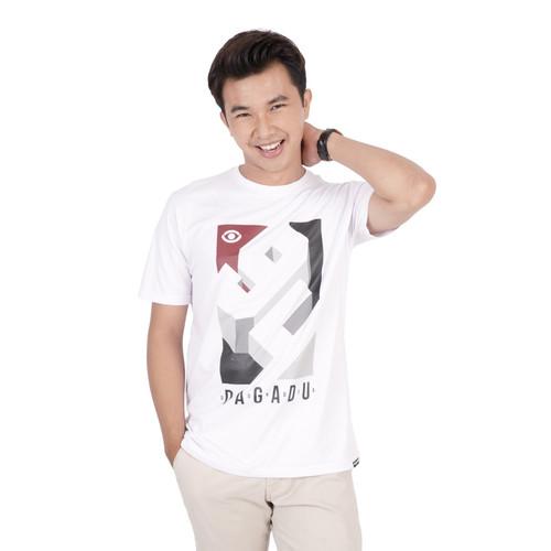 Foto Produk Kaos Dagadu Aseli Official - KLPD 94 Block - S dari Dagadu Official Shop