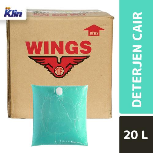 Foto Produk So Klin Liquid Detergent Antibacterial 20 L dari Mesinlaundry