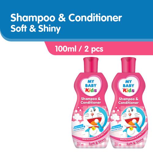 Foto Produk MY BABY Kids Shampoo & Conditioner [100 mL/ 2 pcs] dari Tempo Store Official