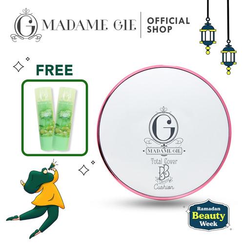 Foto Produk Madame Gie Total Cover BB Cushion - BBC04 dari Madame Gie Official