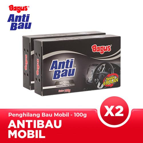 Foto Produk TWIN PACK - Bagus Anti Bau Mobil 100 gr dari Bagus Official Store