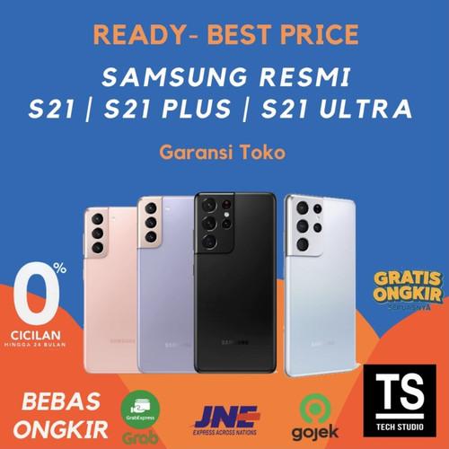 Foto Produk (RESMI) Samsung S21 Ultra 512GB 256GB 128GB Indo S21+ Plus S21 - S21 5G 128GB, Pink dari Tech Studio Indonesia