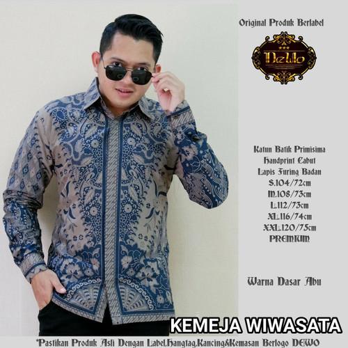 Foto Produk kemeja batik adinata slimfit dari Jivan Batik