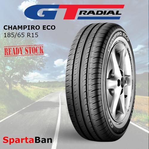 Foto Produk Ban Mobil GT Champiro ECO 185/65 R15 dari spartaban