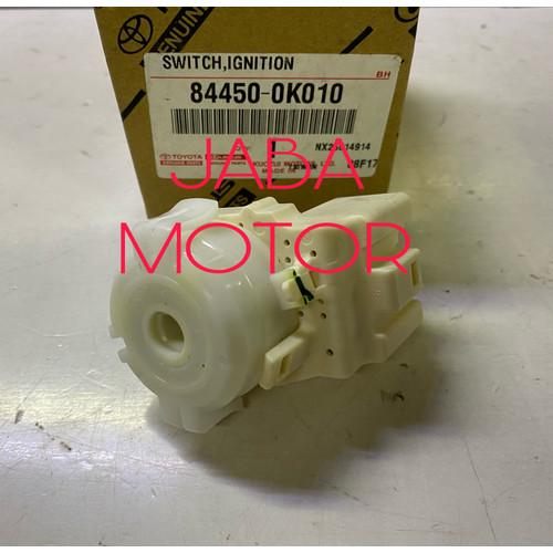 Foto Produk Switch kunci kontak Innova-Fortuner-Hilux original dari JABA MOTOR TOYOTA