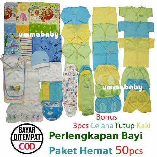 Foto Produk Paket Baju Bayi Baru Lahir dan Perlengkapan Mandi Termurah dari umma baby's shop