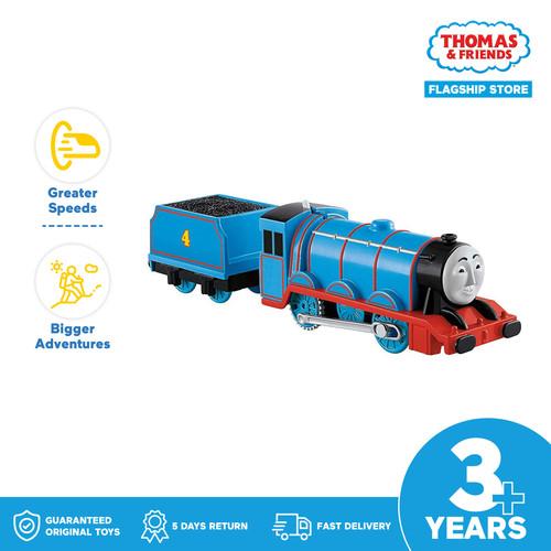 Foto Produk Thomas & Friends TrackMaster Motorized Engine (Gordon) - Mainan Kereta dari Thomas & Friends