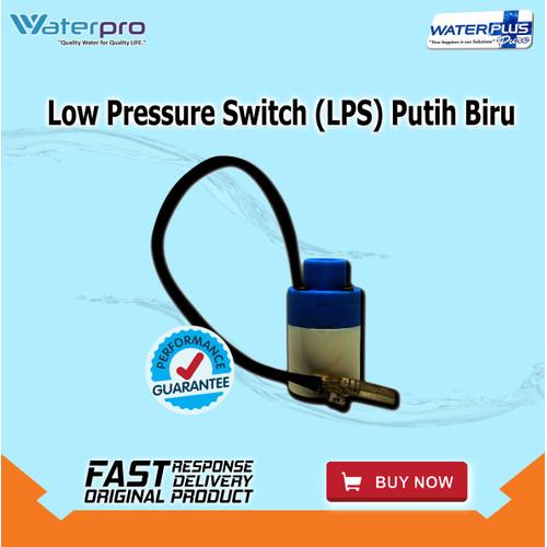 Foto Produk Low Pressure Switch (LPS) Putih Biru dari WaterplusPure