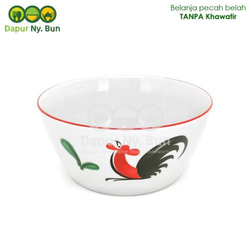Foto Produk Mangkok Tegak Kopin - Ayam Jago Seri 2 dari Dapur Ny.Bun