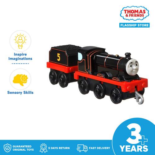 Foto Produk Thomas and Friends TrackMaster Push Along (Original James) - Mainan dari Thomas & Friends