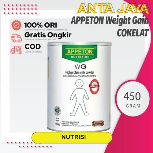 Foto Produk APPETON WEIGHT GAIN Susu Penambah Berat Badan - Coklat dari Anta Jaya Online