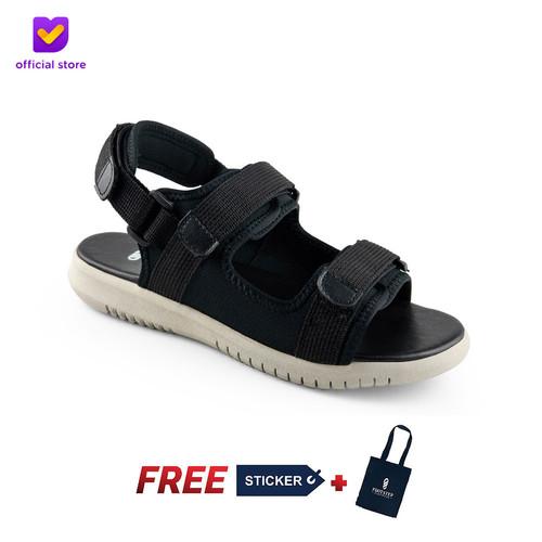 Foto Produk Sandal Pria Outdoor Footstep Footwear - Bionic Black - 41 dari Footstep Footwear