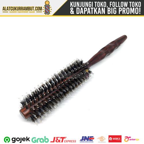 Foto Produk Sisir Blow FARBER Sisir Blower Sisir Rambut Ukuran Sedang dari alat cukur rambut