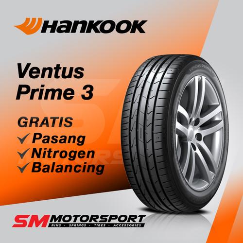 Foto Produk Ban Mobil Hankook Ventus Prime 3 K125 195 55 R16 16 dari SM Motorsport