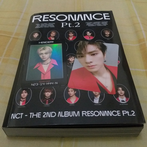 Foto Produk NCT 2020 - RESONANCE PT 2 ALBUM - UNSEALED ARRVAL dari Kaifa Store