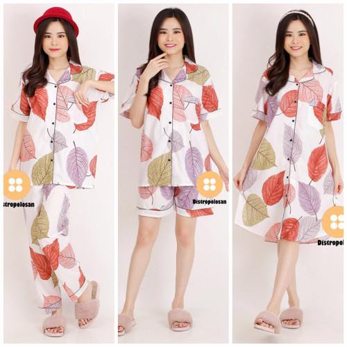 Foto Produk baju tidur wanita/piyama wanita/baju tidur murah/piyama murah dari Distro Polosan