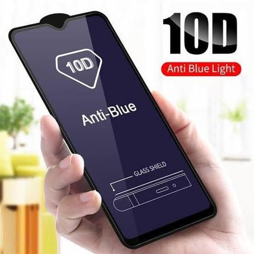 Foto Produk Tempered Glass Full Cover Anti Blue Light Non-Packing Grosir dari RoyalPhoneAcc