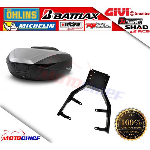Foto Produk Shad Bundling Paket Top Box SH59X dan Bracket Honda ADV 150 dari Motochiefdotnet