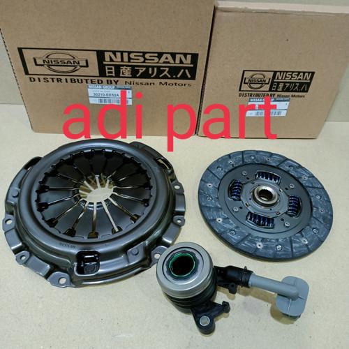Foto Produk kopling set nissan grand livina 1.5/1500cc dari adi motor part