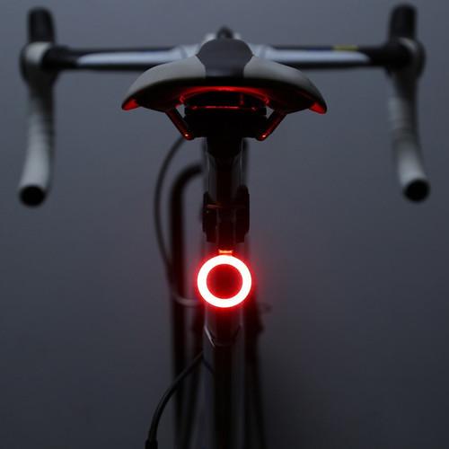 Foto Produk Lampu belakang sepeda zacro led tail light - bulat dari Bocuangapapa