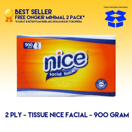Foto Produk NICE FACIAL TISSUE WAJAH 900 gram 2 ply dari Packing Packing