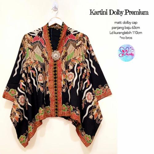 Foto Produk blouse kartini batik dolby rayya premium dari Jivan Batik