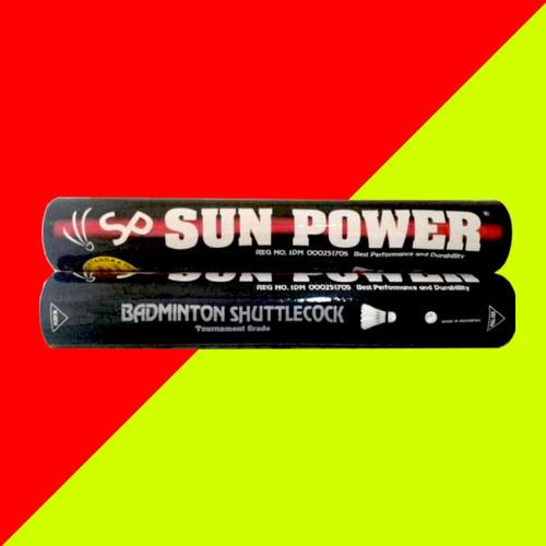Foto Produk SHUTTLECOCK KOK BADMINTON - SUN POWER - ORIGINAL dari pro champion