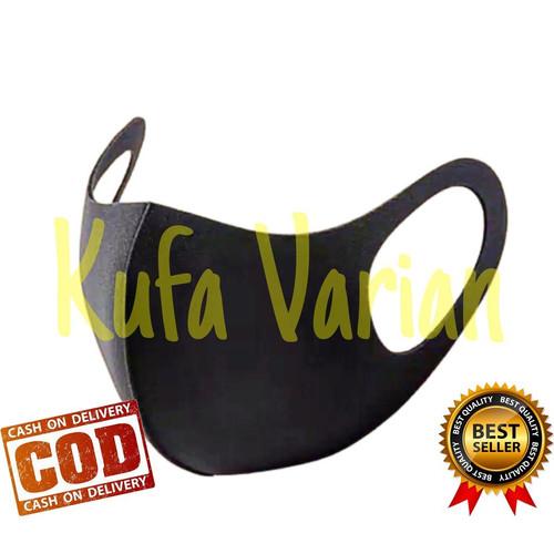 Foto Produk masker kesehatan masker motor masker anti debu cegah virus reuseable dari KUFA Varian