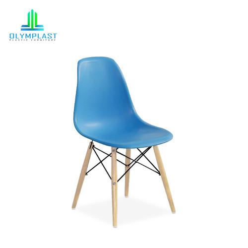 Foto Produk Olympic New Normal Paket I – Set Meja Kerja / Meja Belajar + Kursi - Biru dari Olympic Furniture