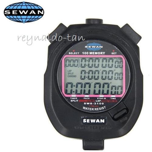 Foto Produk Stopwatch Digital merk SEWAN 100 Memori Berkualitas Elegan dari reynaldo-tan