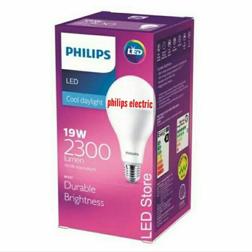 Foto Produk LAMPU LED PHILIPS 19 WATT 19WATT 19 W 19W dari philips electric glodok
