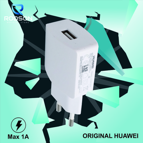 Foto Produk Huawei Travel Charger / Adapter Charger 1A 5V Original dari RODSON Official Store