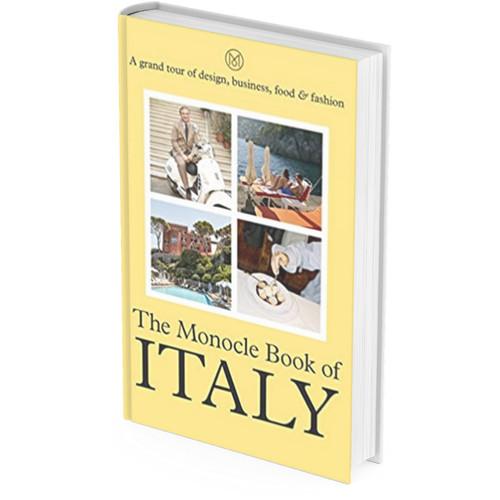 Foto Produk Monocle Book of Italy dari NAYAREAD