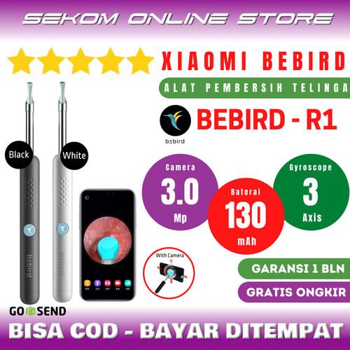 Foto Produk Xiaomi Bebird Pembersih Telinga - R1 Smart Camera dari SEKOM ONLINE STORE