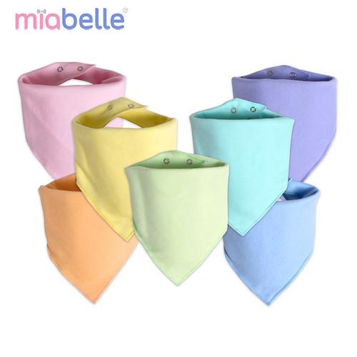Foto Produk Miabelle Bib Bandana Polos (Satuan) - Orange dari Miabelle