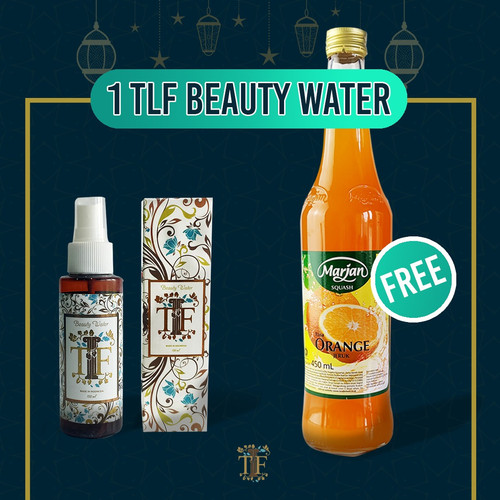 Foto Produk Mega Bonus 1 pcs TLF Beauty Water FREE 1 pcs Marjan 450 ml dari Kissforri Official