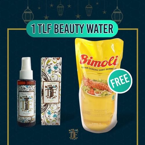 Foto Produk Mega Bonus 1 pcs TLF Beauty Water FREE 1 pcs Bimoli 1 liter dari Kissforri Official