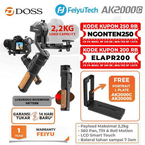 Foto Produk Feiyu AK2000C 3-Axis Handheld Stabilizer Gimbal / Feiyutech AK2000 C - FEIYU AK2000C dari DOSS