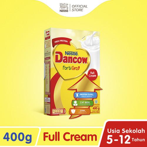 Foto Produk DANCOW Fortigro Susu Bubuk Full Cream Box 400g dari Nestle Indonesia