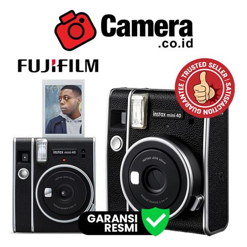Foto Produk FUJIFILM INSTAX Mini 40 Instant Film Camera dari camera.co.id
