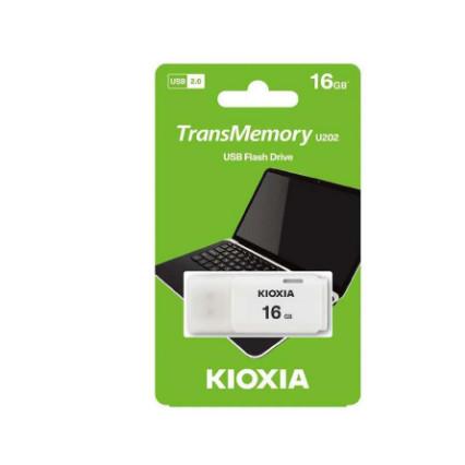 Foto Produk Flashdisk Kioxia 16gb USB 2.0 16 gb Transmemory Hayabusa dari PojokITcom Pusat IT Comp