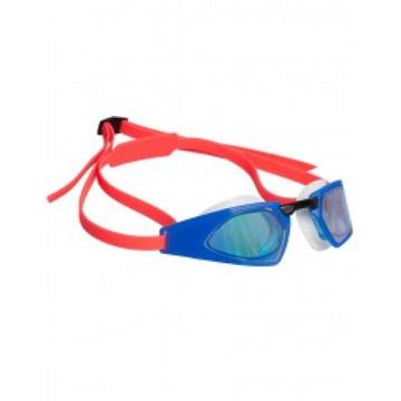 Foto Produk Kacamata Renang Madwave X-BLADE Rainbow Blue dari DIlpa Sport