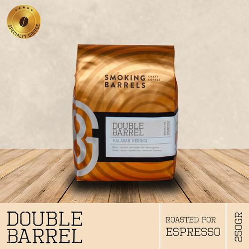 Foto Produk Double Barrel Blend 250gr dari Smoking Barrels Coffee